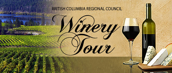 B.C. Winery Tour