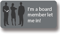 I'm a board member let me in!