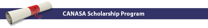 CANASA Scholarship Program